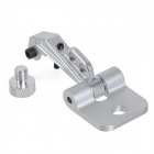 CNC Aluminum Alloy FPV Monitor Mounting Bracket for All Transmitter - Silver