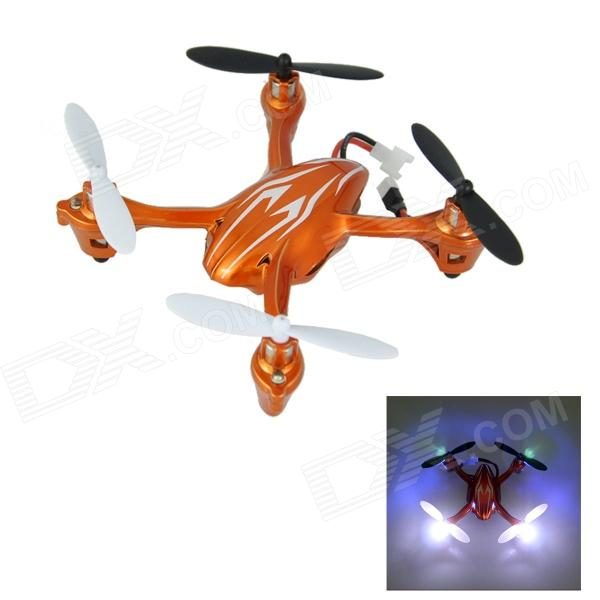 Brilink BH16 Mini 4-CH 2.4G Radio Control Quadcopter R/C Aircraft w/ 6-Axis Gyro - Orange my fabulous pink fairy activity and sticker book