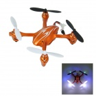 Brilink BH16 Mini 4-CH 2.4G Radio Control Quadcopter R/C Aircraft w/ 6-Axis Gyro - Orange