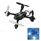Brilink BH16 Mini 4-CH 2.4G Radio Control Quadcopter R/C Aircraft w/ 6-Axis Gyro - Black