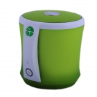 DOSS DS-1156 Wireless Bluetooth V3.0 Stereo Speaker w/ TF - Green
