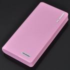 "Tonomac TP601 ""15600mAh"" Dual USB Mobile Power Source for IPHONE / Samsung + More - Pink"