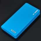 "Tonomac TP601 ""15600mAh"" Dual USB Mobile Power Source for IPHONE / Samsung + More - Blue"