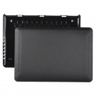 "bta Protective Carbon Fiber PC Case for Apple MacBook Pro Retina 13.3"" - Black"