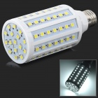 Fengyang 017 E27 13W 390lm 6500K 86-5050 SMD LED White Light Lamp - White + Yellow (AC 220V)