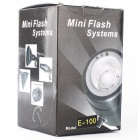 Mooie Mini Strobe Flash 100Ws w / Lamp E27 Base for certificaat foto, portret (AC 220 ~ 240V)