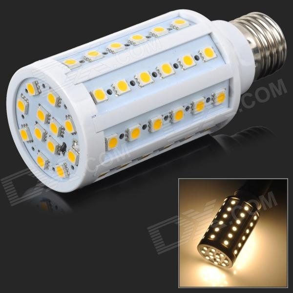 Fengyang 017 E27 10W 300lm 3000K 60-5050 SMD LED Warm White Light Lamp (AC 220V) ce emc lvd fcc commercial ozonizer multi function ozone sterilizer