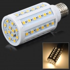Fengyang 017 E27 10W 300lm 3000K 60-5050 SMD LED Warm White Light Lamp (AC 220V)