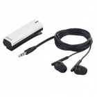 Genuine IBUFFALO  Audio Receiver Bluetooth Music Headset (Japan) - White