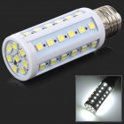 Fengyang 017 7W E27 240lm 6500K 44-5050 SMD LED White Light Lamp - White + Yellow (AC 220V)