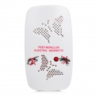 Ultrasonic Pest Mosquito Rat Repeller - White (US Plug)