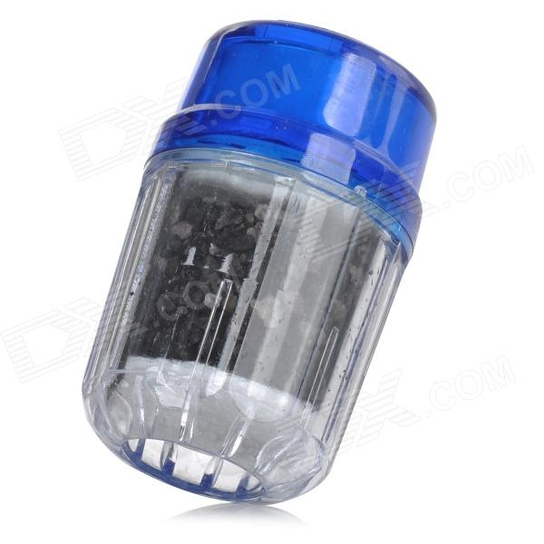 Kitchen AS Resin Faucet Filter - Transparent + Blue педикюрный набор polaris psr 5004r розовый