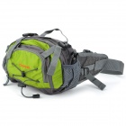 Creeper SY-082 Outdoor Sports Nylon Waist / Shoulder Bag - Green + Grey (10L)