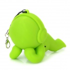 YX01303-1H-1 Cute Litte Doll Style Portable Desktop Speaker - Green