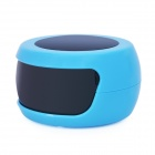 Mini Portable UV Sterilizer for Phone / Glasses / Watch + More - Black Blue (USB / 3 x AAA)
