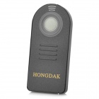 HONGDAK ML-L3 Wireless Self Remote Control Wireless Self-timer for Nikon - Black (1 x CR2025)