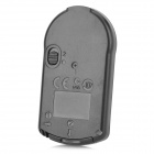 RC-5 IR Camera Wireless Remote Controller for Canon - Black (1 x CR2025)