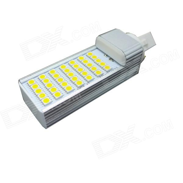 G24 7W 160lm 35 x SMD 5050 LED Warm White Light Bulb (AC 85~265V)