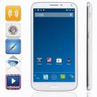 "KICCY N9200+ MTK6592 Octa-Core Android 4.2 WCDMA Bar Phone w/ 6.5"" FHD, 2GB RAM ,16GB ROM - White"