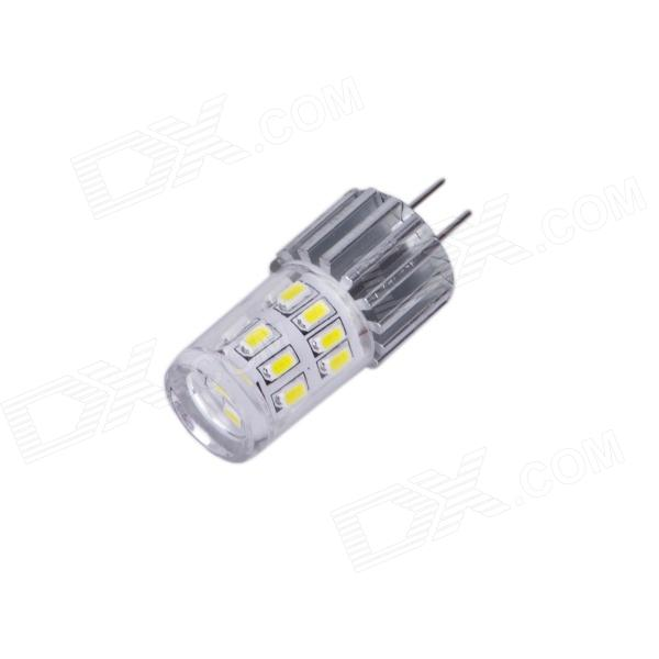 AX230 G4 6000k 140lm 24-SMD 3014 White Light Bulb (12V)
