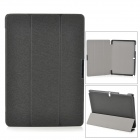 Ultra-thin Three-fold Protective PU Leather + PC Case w/ Stand for 12.2'' Samsung Galaxy Note Pro