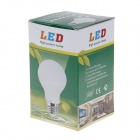 E27 7W 6500K 525-550lm 25 x SMD 2538 LED White Light Energy-saving Lamp Bulb - White (AC 220V)