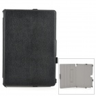 Stylish Protective Flip Open PU Leather Case w/ Hand Strap Holder for 12.2'' Samsung Galaxy Note