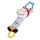 Lokyee Lovely Animal Doll Baby Toy w/ Sound Effect - Multicolored + Transparent