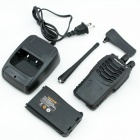 Magiksun TM-490 5W poche talkie-walkie / Interphone - noir