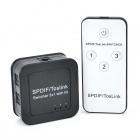 SPDIF/Toslink3-in 1-out  Digital Audio Switcher - Black