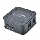 SPDIF / Toslink3-in 1-out Digital Audio Switcher - Black