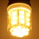G9 3W 216lm 3000K 30 x SMD 5050 LED Warm White Light Corn Lamp w/ Transparent Cover - (85~265V)