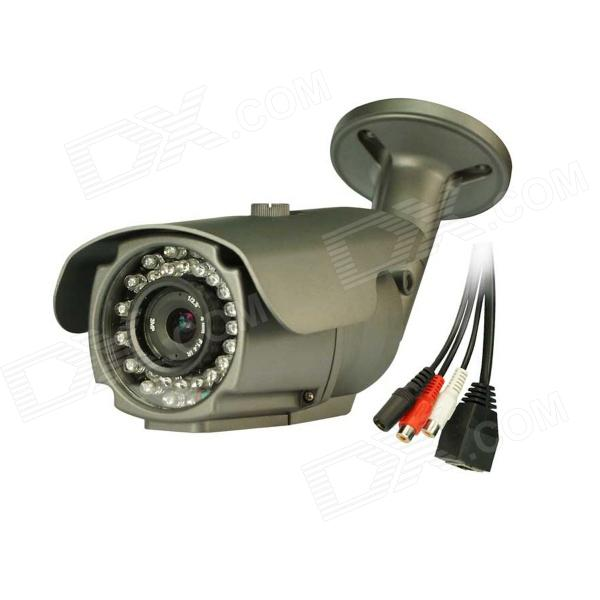 IPCC-B13 720P Megapixel P2P IR-Cut Onvif Waterproof Outdoor IP Bullet Camera - Gray куртка утепленная luhta luhta lu692emadwi0