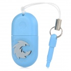Portable Mini USB WIFI Wireless Broadband Router - Blue