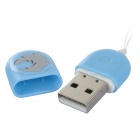 WIFI portátil USB Mini Wireless Broadband Router - Azul