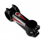 31.8mm Bicycle Aluminum Alloy Riser - Black + Red