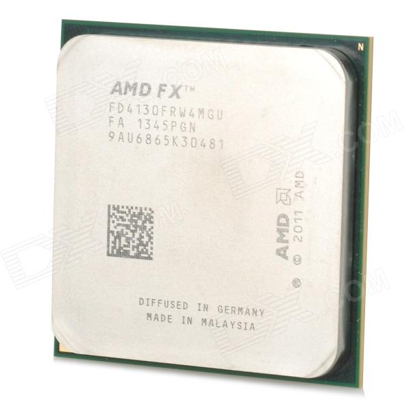 AMD FX-4130 3.8GHz Socket AM3+ Sock125W Quad-Core Processor CPU - Silver куртка утепленная phard phard ph007ewvvn35