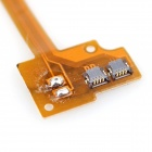 008 PX-02 Volume Key Ribbon Cable for Nintendo 3DS -Yellow