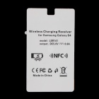 FULANKA QI Standard Wireless Charging Receiver w/ NFC Ultra-thin Card for Samsung Galaxy S4 i9500