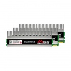 Transcend 6GB AXERAM DDR3 2000 Desktop Kit Set TX2000KLU-6GK