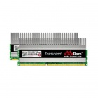 Transcend 4GB AXERAM DDR3 2400 Desktop Kit Set TX2400KLU-4GK
