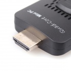Measy U4K Quad-Core Android 4.1 Google TV Player w / 2 Go RAM / ROM 8GB / Wi-Fi / Bluetooth - Noir