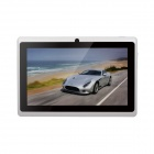 "ACSON A23 7"" Android 4.2 Dual Core Tablet PC w/ 512MB RAM, 4GB ROM, Dual Camera, TF - White + Black"