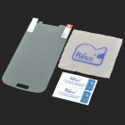 RINCO Protective PET Screen Protector for Samsung S4 / i9500 - Transparent