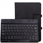 Bluetooth V3.0 59-Key Keyboard w/ Protective PU Leather Case Stand for DELL Venue 8 Pro