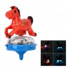 Creative LED Whirligig Top - Red + Blue (2 x AG13)