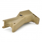 Nylon Plastic Handle Grip for M4 Guns - Mud