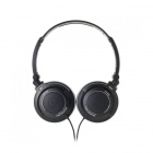 Audio Technica ATH-SJ55 BK Portable Headphones