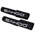 SAHOO Bicycle Front Fork Protecting Cover - Black (Pair)