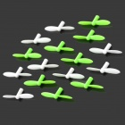 WLtoys V272 DIY Blade for R/C Helicopter V272 / H111 - White and Green - R/C Toys Hobbies and Toys